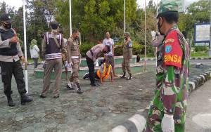40 Pelanggar Terjaring Operasi Yustisi di Kasongan
