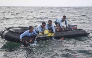 SAR TNI AL Persempit Area Pencarian Kotak Hitam Sriwijaya Air