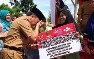 Kabupaten Kotim Penerima PKH Terbanyak Gelombang Pertama 2021