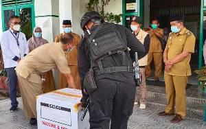 Polres Sukamara Siap Amankan Pelaksanaan Vaksinasi Covid-19