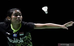 Gregoria Disingkirkan Sung Babak Pertama Thailand Open