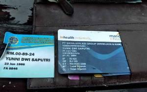 Penyelam Temukan Dompet Pramugari Sriwijaya Air