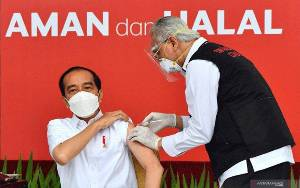 Cina Dukung Indonesia Jadi Pusat Produksi Vaksin Regional