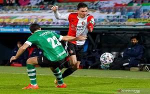 Feyenoord Merangsek ke Posisi 2 Setelah Menang Tipis atas Zwolle
