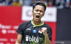 Anthony Ginting Akui Masih Lakukan Kesalahan di 16 Besar Thailand Open