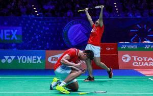 Thailand Open, Praveen/Melati Menang Mudah Atas Jomkoh/Paewsampran