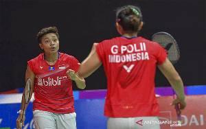 Menang Straight Game, Greysia/Apriyani ke Perempat Final Thailand Open