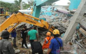 Terjadi 32 Aktivitas Gempa Susulan di Sulawesi Barat