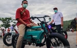 Sandiaga Uno akan Kembangkan Mandalika Jadi Destinasi Wisata Olahraga
