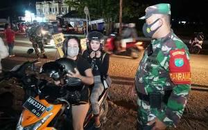 Razia di 6 Lokasi, Satgas Covid-19 Palangka Raya Temukan 111 Pelanggar Prokes