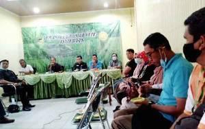 Dinas Pertanian Kabupaten Gumas Kunjungi Barito Utara