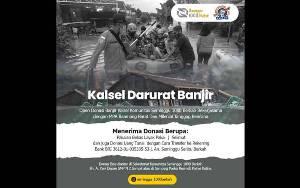 Sejumlah Komunitas di Sampit Buka Donasi Untuk Korban Banjir Kalsel