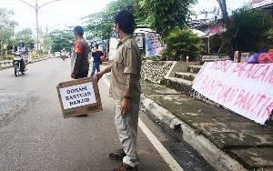 FPTI Barito Timur Kumpulkan Donasi untuk Korban Bencana Banjir