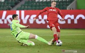 Leipzig Buang Peluang Rebut Posisi Puncak Klasemen dari Bayern