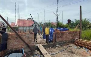 DPD Golkar Katingan Bangun Gedung Sekretariat Baru