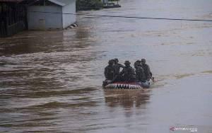 LAPAN: Penyempitan Hutan Tingkatkan Risiko Banjir di Kalsel