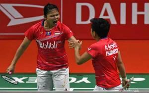 Greysia - Apriyani Bangga dan Bersyukur Juarai Thailand Open 2021