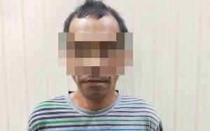 Polisi Tangkap Pencuri Laptop dan TV di Barito Utara