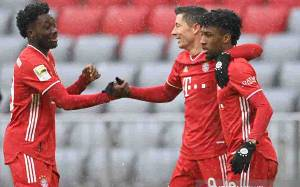 Bayern Muenchen Kembali ke Jalur Kemenangan