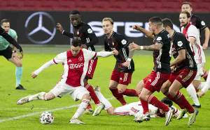 Ajax Menang Tipis Atas Feyenoord