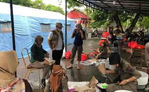 Distributor Kebutuhan Pokok Bersatu Bantu Korban Banjir Kalimantan Selatan