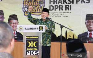 Fraksi PKS DPR RI Potong Gaji Bantu Korban Bencana