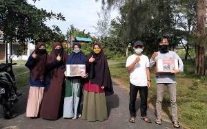 Karang Taruna Desa Sungai Bakau Galang Dana untuk Korban Banjir Kalsel