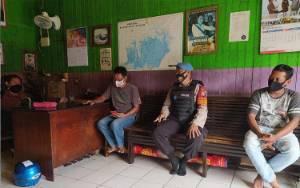 Sopir Travel Dapat Sosialisasi Protokol Kesehatan