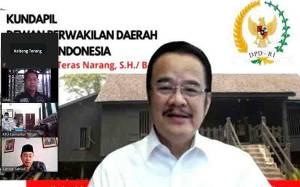 Komite I DPD RI Usulkan Pilkada Dibiayai APBN