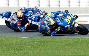 Strategi Suzuki di MotoGP 2021: Saling Tukar Data Joan Mir dan Alex Rins