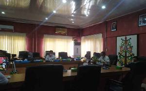 Fraksi PDIP Jadi Ketua Pansus Tindaklanjuti LHP BPK Penanganan Covid-19 di Palangka Raya