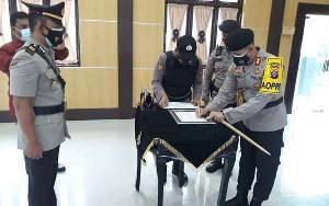 Jabatan Kabag Ops Polres Seruyan Berganti