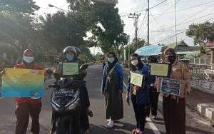 PMI Sukamara Terus Galang Dana untuk Korban Banjir Kalsel