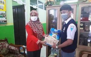 SMAN-2 Katingan Hilir Turut Galang Dana untuk Korban Banjir Kalsel