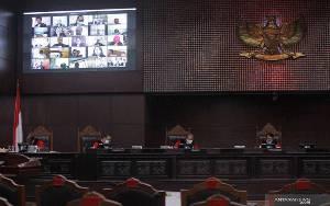 UU Penanganan COVID-19 dan UU Ciptaker Paling Banyak Digugat ke MK