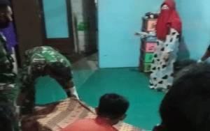 Korban Tewas Terbakar di Pulau Rambai Hanaut Dievakuasi ke Rumah Keluarganya