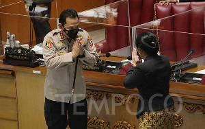 Tiga PR Calon Kapolri Listyo Sigit Menurut Ketua DPR RI