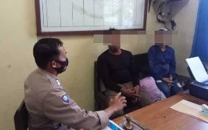 Kasus Suami Pukul Istri Berakhir Damai di Polsek Katingan Hilir