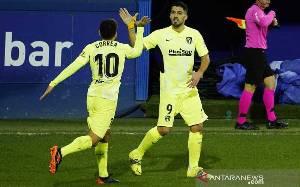 Atletico Madrid Kian Kokoh di Puncak Klasemen Liga Spanyol