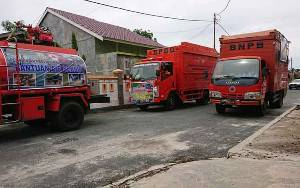 Hari ini Dinsos Kalteng Distribusikan Bantuan Korban Banjir Kalsel