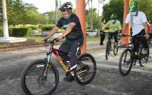 Wagub Kalteng Ingatkan Pentingnya Sportivitas dalam Olahraga
