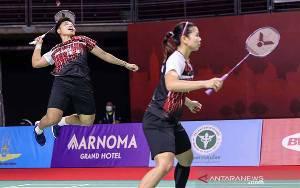 Greysia - Apriyani Gagal Melaju ke Semifinal Thailand Open II