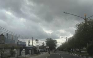 BMKG Perkirakan Puncak Hujan Kalteng di Januari