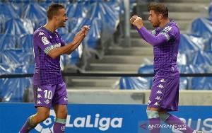 Sociedad Buang Keunggulan Dua Gol Ketika Diimbangi Betis 2-2