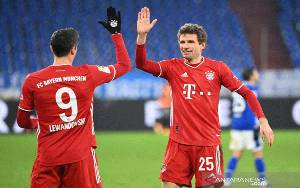 Klasemen Liga Jerman: Bayern Maksimalkan Tergelincirnya Dua Pesaing