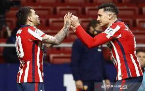 Atletico Lanjutkan Rentetan Kemenangan Setelah Bekap Valencia 3-1