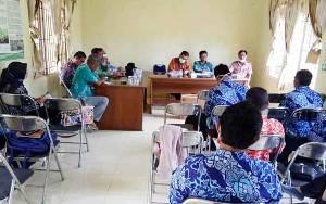 Dinas Pertanian Barito Utara Sosialisasikan Kegiatan Tahun 2021 BPP