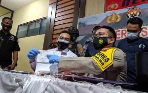 3 Pemalsu Surat Keterangan Rapid Test Ditangkap Polres Kotim