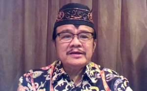 Agustin Teras Narang Tanggapi Rencana Pemekaran Provinsi di Kalteng