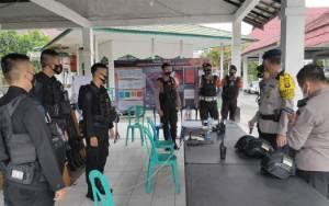 Polda Kalteng Kawal Pendistribusian Vaksin Covid-19 Tahap II ke Pulpis dan Kapuas